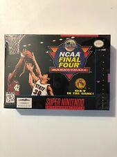 NCAA Final Four Basketball (Super Nintendo Entertainment System, 1994)
