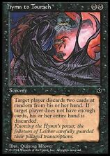 MTG 1x HYMN TO TOURACH - Fallen Empires *Version Quinton Hoover SL*