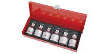 6 Piezas Star y ranura 1.9cm Dr. Set de vasos T70 T80 T90 T100 M16 M18