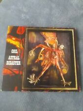 COIL ASTRAL DISASTER  RARE COLLECTOR'S ITEM. Recorded In Southwark, England.