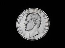 3 Mark Bayern Otto 1909 D Silber Kaiserreich