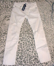 H&M Divided coole Destroyed Stretch Jeans Skinny Fit W33