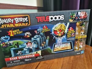 Star Wars Angry Birds Telpods 2013