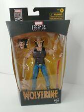 Marvel Legends Logan Wolverine 80th Anniversary 80 Years X-Men Cowboy