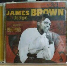 JAMES BROWN - THE SINGLES Vol.2 1960-1963 - CD NUOVO E SIGILLATO
