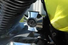 Cover poliert für Zündschloß Suzuki  Intruder 1400, 800, 600