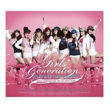 Girls' Generation SNSD - Into the New World [1st Asia Tour Live CD Album] 2CD