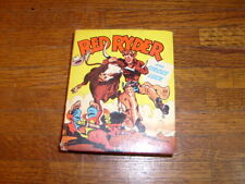 vintage BIG LITTLE BOOK: RED RYDER AND CIRCUS LUCK, better little book