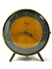 Beautiful 50´s design Mechanical KIENZLE Table Clock/Orologio da tavolo/Working