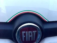 Fiat Panda, 500, Punto, Doblo, Qubo, Bravo Italian colour pinstripe set
