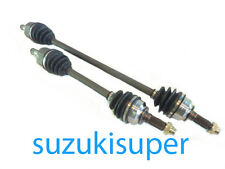 Left + Right Hand Side CV Joint Drive Shaft Axle Mazda 323 BD FA BF BW 81-89