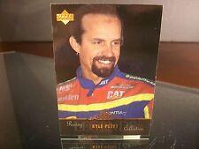 Insert Kyle Petty #42 Coors Light Upper Deck 1996 Card #RL16 RACING LEGENDS