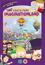 South Park - Imaginationland. DVD Top Comedy Bargain. **£1.50**