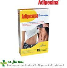 ADIPESINA  QUEMAGRASAS  FUCOXANTINA FAT BURNER COMPLEMENTO ALIMENTICIO 30CP