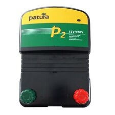 Patura® P2 Multi Voltage Energiser for Electric Fences - 147210