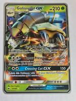 Golisopod Gx World Champion ULTRA RARE 17/147 SM Burning Shadow Pokemon NM Promo