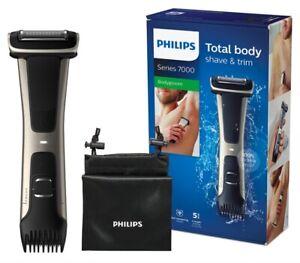 Philips BG7025/15 Bodygroom Series 7000 Mens Showerproof Body Trimmer NEW