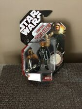 2007 Hasbro Star Wars A-Wing Pilot Tycho Celchu with Coin Factory Sealed