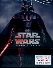 8010312117381 20th Century Fox Blu-ray Star Wars - la Saga completa (9 Blu-ray)