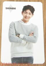 SHINEE SMTOWN COEX Artium SUM OFFICIAL GOODS ONEW LIMITED EDITION PHOTO CARD