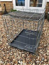 Dog / Pet Travel / Transport Cage - Medium Size