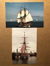 15 DIFFERENT COVERS & CARDS WITH SHIPS & BOATS