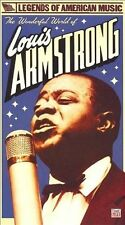 Wonderful World of Louis Armstrong [3 CD Box Set] New & Free Shipping 271