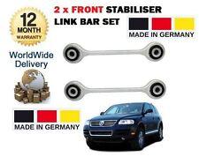 Pour Volkswagen VW Touareg Essence + Diesel 2002- > 2 X Stabilisateur avant
