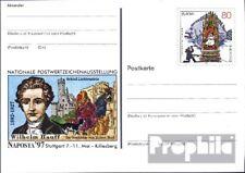 BRD (BR.Duitsland) PSo46 Officiële Speciale Postkaarten gefälligkeitsgestempelt
