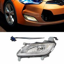 OEM Genuine Parts Fog Lamp Light RH + Connector for HYUNDAI 2011 - 2017 Veloster