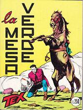 Tex n. 31 (£250)