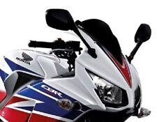 Parabrisas PUIG color principal negro para motos Honda