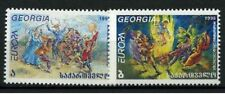 Europa cept 1998 Nationale Feesten Georgië 296-297 MNH  cat waarde € 4,20