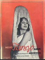 Kurt Drabek - Neues Tango-Album - für Akkordeon