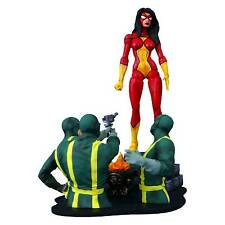 Marvel Select - Spider-woman (red) Special Collector Action Figure