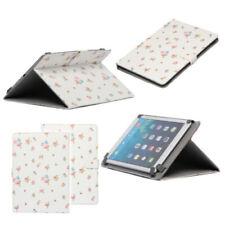 Custodie e copritastiera bianche di pelle sintetica per tablet ed eBook Galaxy Tab 3