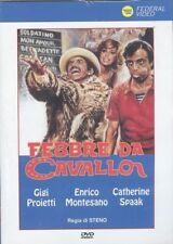 Febbre Da Cavallo con Adolfo Celi, Mario Carotenuto, Catherine Spaak, e al  DVD