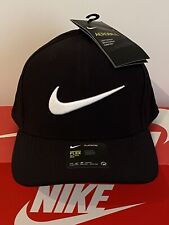 Nike Aerobill Classic 99 Mens Golf Stretch Fit Cap Hat With Tags M/l