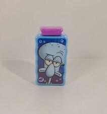 """Squidward 2.5"""" General Mills Cereal Squirt Toy Spongebob Wet n Wacky Summer"""