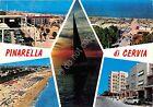 Cartolina - Postcard - Pinarella di Cervia - vedutine - VG - 1965
