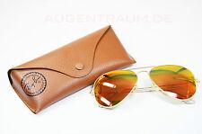Ray Ban 3025 112/69 Aviator Large Metal 58 Unisex Brille Sonnenbrille Neu