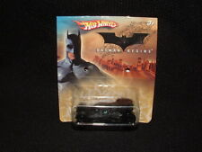 RARE 2005 BATMAN BEGINS HOT WHEELS CAR PROMO VERSION BATMOBILE NEW SEALED H6294