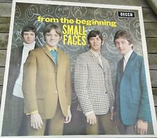 Small Faces, From The Beginning vinyl LP, Decca, mono reissue