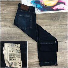3Sixteen SL-120X Raw Indigo Shadow Selvedge Japanese Denim Jeans Mens Size 29x28