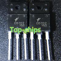 5PCS 2SD5702 Encapsulation:TO-3P NEW