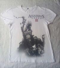 T-shirt taille S - dérivé du jeu vidéo ASSASSIN's CREED III
