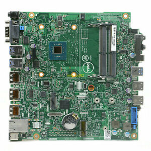 For DELL Wyse 5070 Motherboard KJ0XX J5005cpu 16G eMMC 16561-1