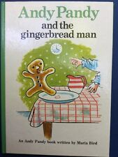 Andy Pandy and the Gingerbread Man by Maria Bird Vintage 1973 hardcover children