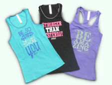 Brand New Lorna Jane Ladies Inspirational Tanks/ Singlets -Free Postage!