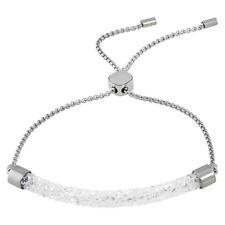Swarovski Long Beach Stainless Steel-Plated Bracelet